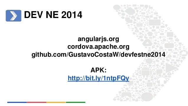 Desenvolvendo APPs Com Angular.JS + Cordova