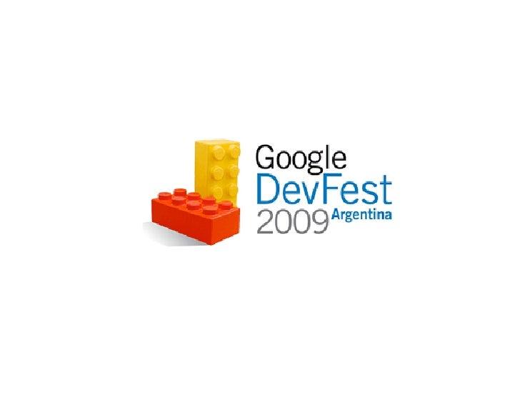 Devfest09 OpenSocial Enterprise