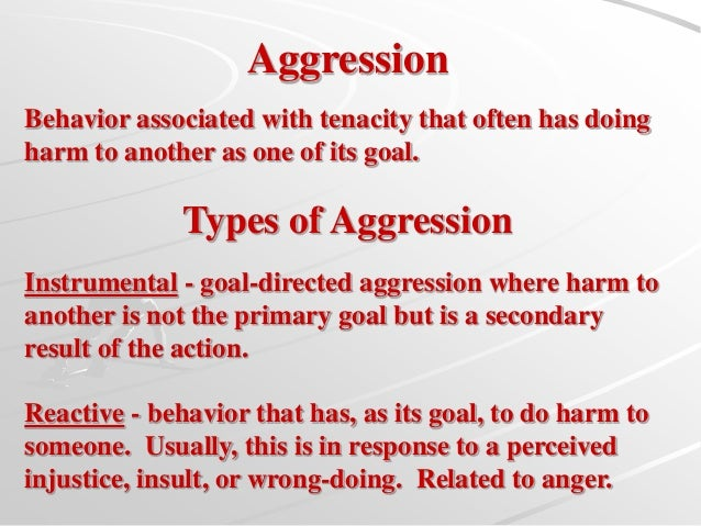 aggression and violence in sports For anyone living in the american society, it does not take a sociologist or a political scientist to call attention to which extend sports has permeated the american.