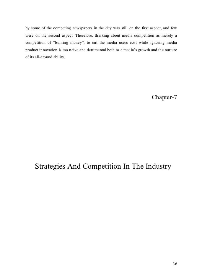 strategic planning at the chronicle gazette Mgt 195 term paper strategic planning at the chronicle gazette buy now from below.