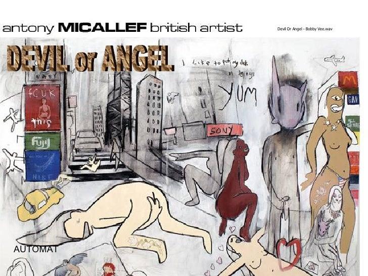 AUTOMAT DEVIL or ANGEL