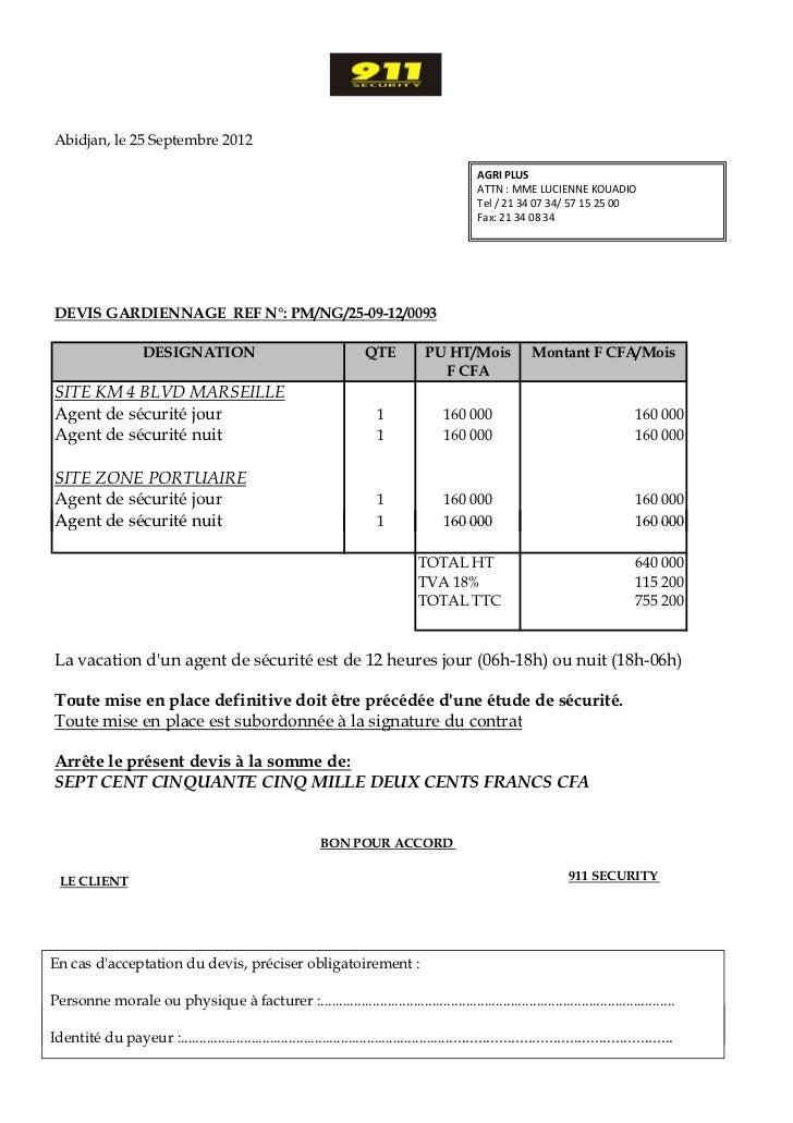 Exemple devis auto entrepreneur plombier for Fenetre de commande