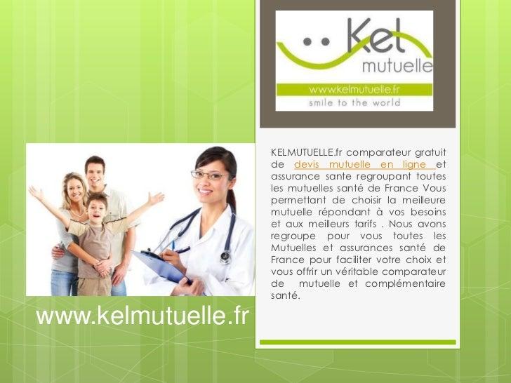 KELMUTUELLE.fr comparateur gratuit                     de devis mutuelle en ligne et                     assurance sante r...