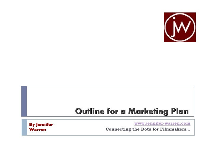 Devising A Marketing Plan