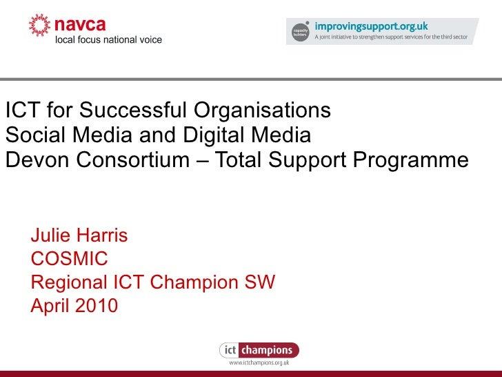 Devon total support r cs social media presentation