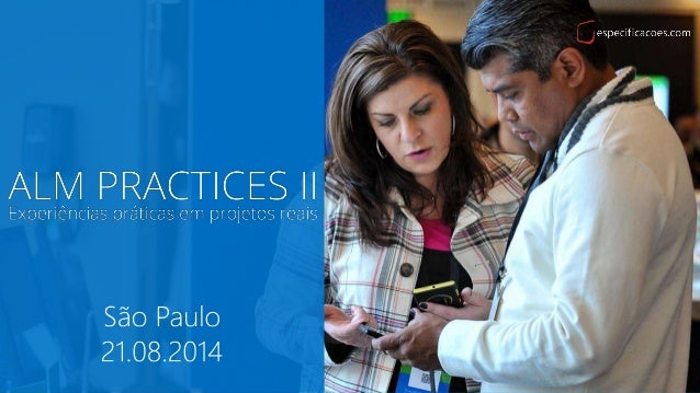 ALM Practices - Devops para grandes Organizações