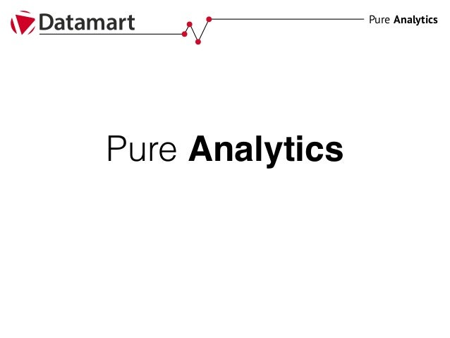 Pure Analytics Pure Analytics