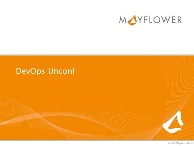 Dev ops für php talk