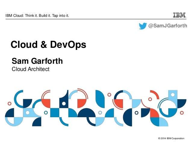 Cloud With DevOps Enabling Rapid Business Development