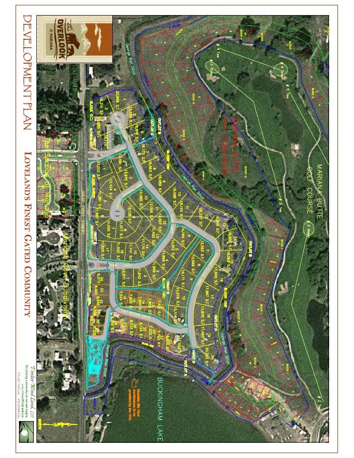 Overlook Development Plan