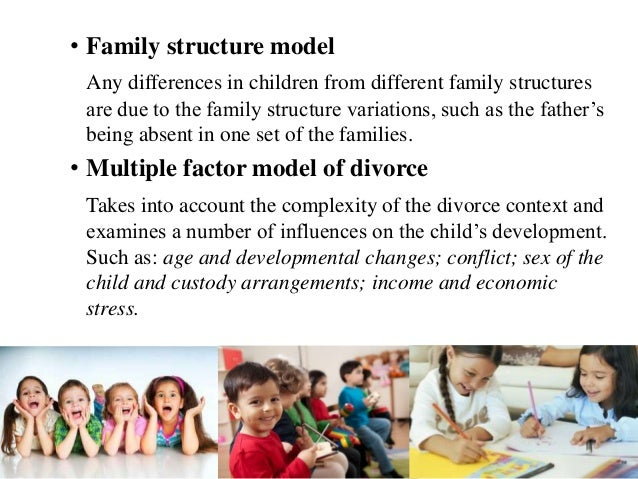 """how divorce affects bahamian family structure What are the mechanisms that link family structure and family change to  """"the long-term effects of parental divorce on family relationships and the effects ."""