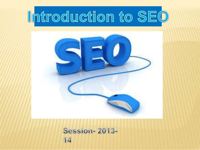 WHAT IS SEO ?  SEO stand for search engine optimization. SEO is a technique which helps search engines find and rank your...