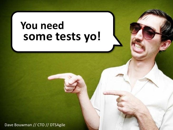 Unit Testing 101