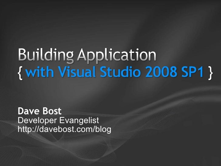 WPF Unleashed: Building Application with Visual Studio 2008 SP1
