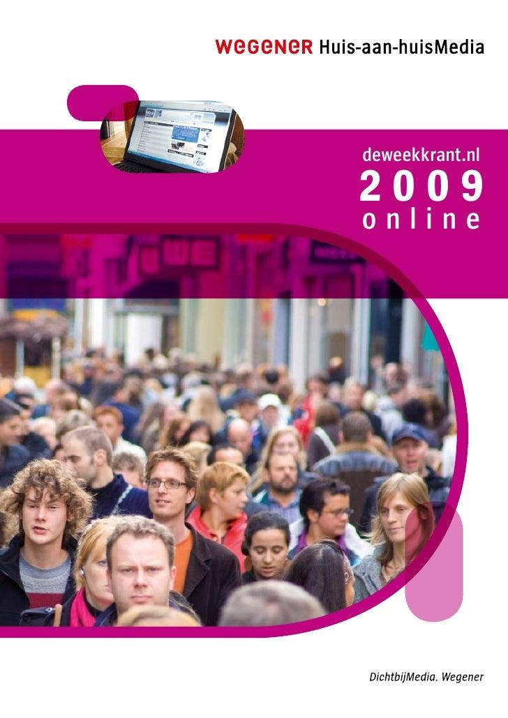 Brochure deweekkrant.nl