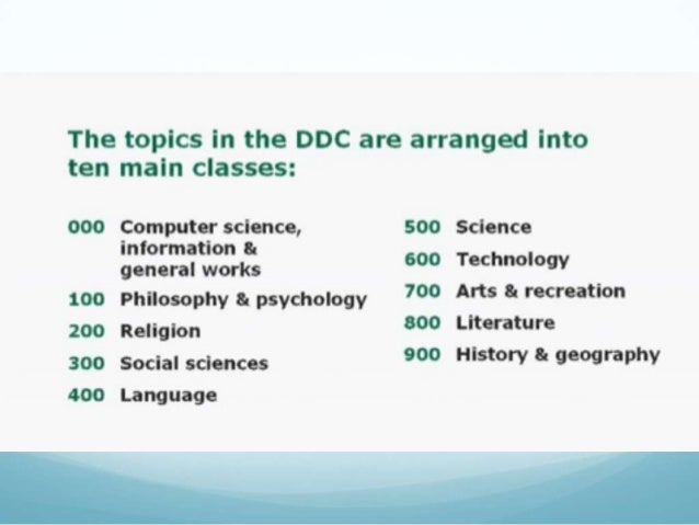 And then?The ten classes are divided further into ten areas like this.Let's look at the 600 class!