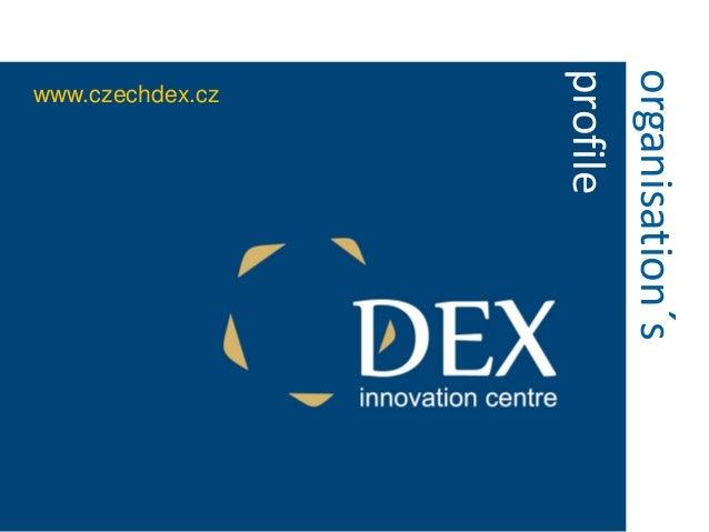 organisation´s profile  www.czechdex.cz