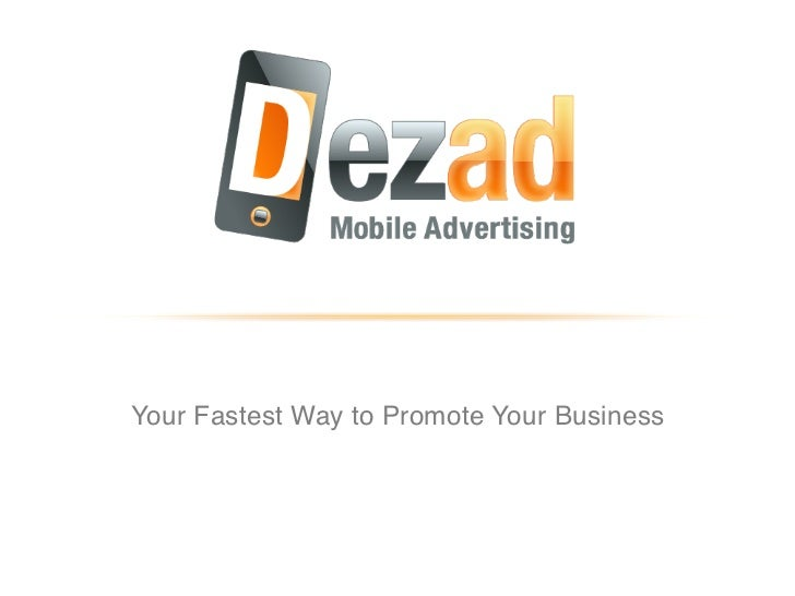 Your Fastest Way to Promote Your Business!