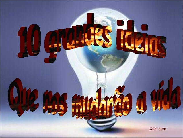 Dez Grandes Ideias