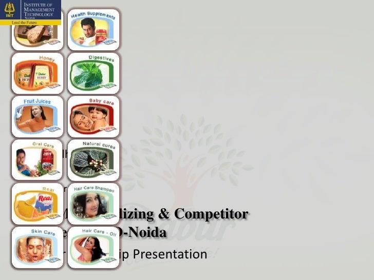 Summer Internship Presentation<br />Vikas Malhotra<br />08FN106<br />IMT-Nagpur<br />Sales, Merchandizing & Competitor act...