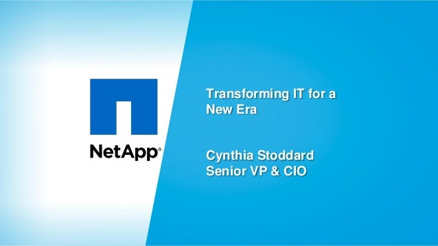 Transforming IT for a New Era: The Customer Company