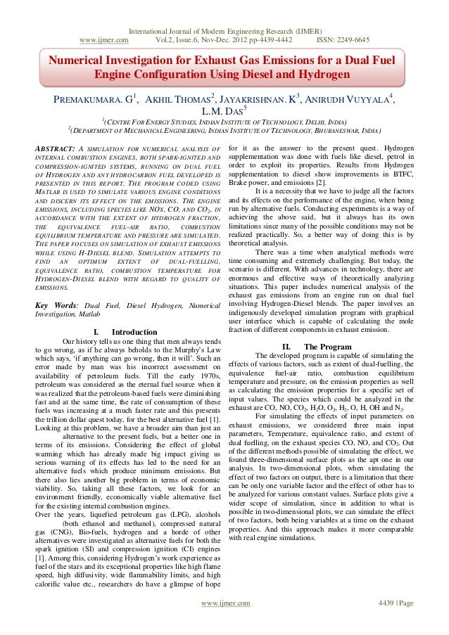 International Journal of Modern Engineering Research (IJMER)                 www.ijmer.com         Vol.2, Issue.6, Nov-Dec...