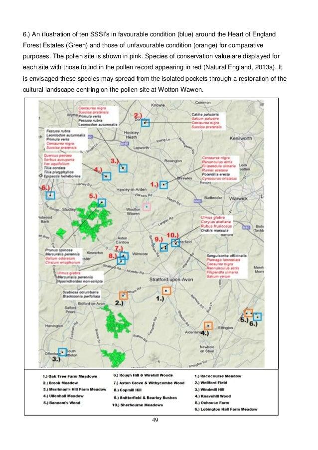 GCSE geography, river Blythe case study?