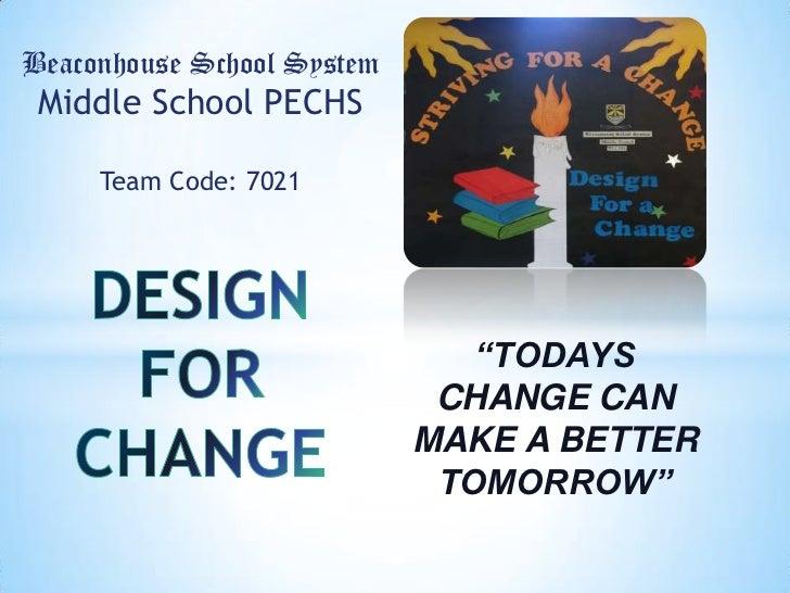 Beaconhouse School System Middle, PECHS, Karachi