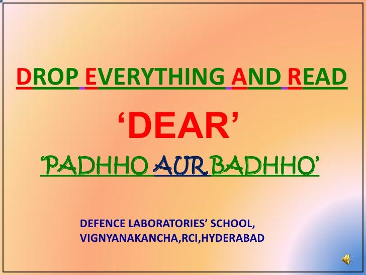 Defence Laboratories School