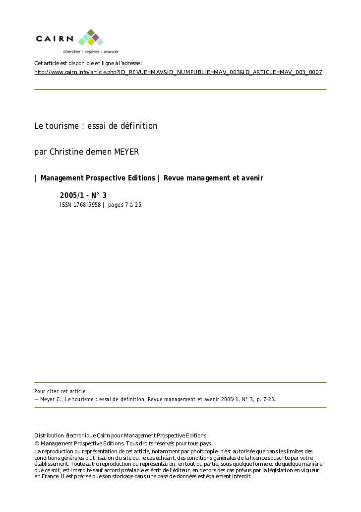 Cet article est disponible en ligne à l'adresse :http://www.cairn.info/article.php?ID_REVUE=MAV&ID_NUMPUBLIE=MAV_003&ID_AR...