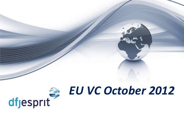 EU VC October 2012
