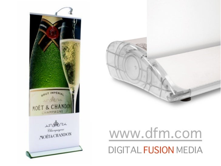 Digital Fusion Media: Products