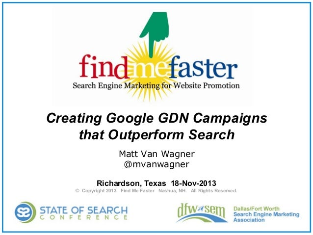DFW-State of-Search-succeeding_with_google_display_network_van_wagner