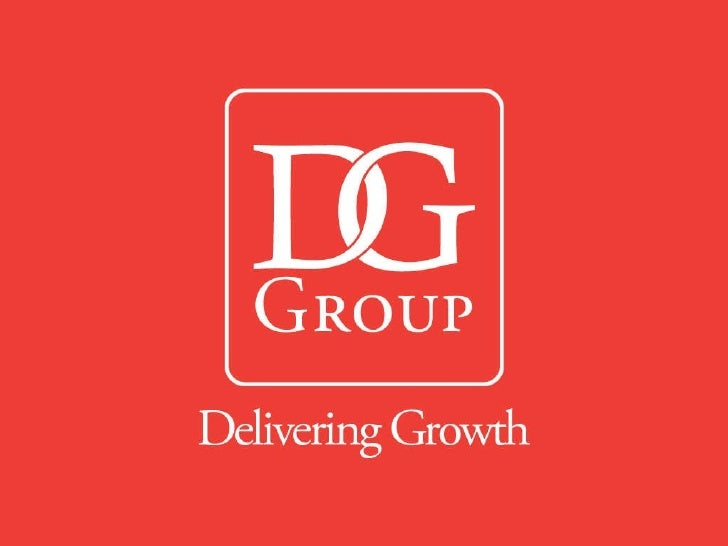 DG Group - Active Or Passive Website