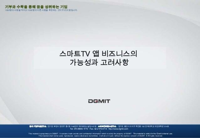 SMART TV TREND