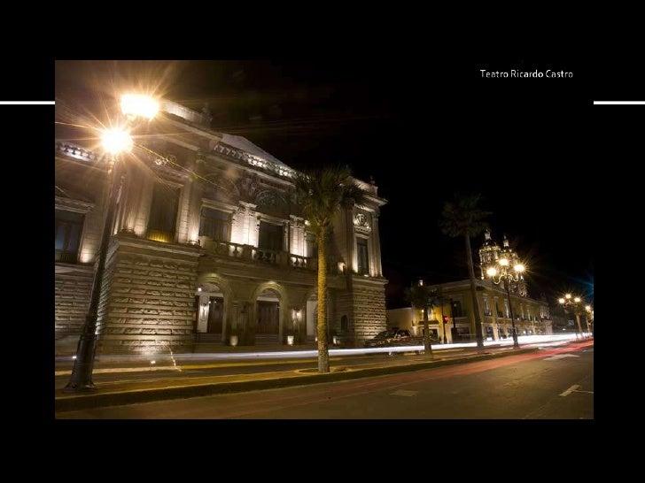 Teatro Ricardo Castro<br />