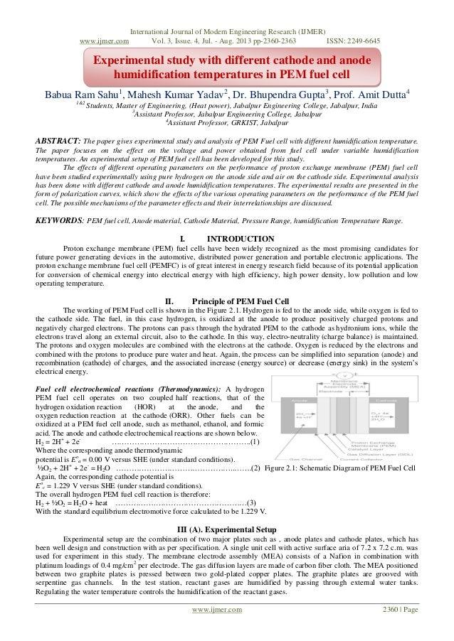 International Journal of Modern Engineering Research (IJMER) www.ijmer.com Vol. 3, Issue. 4, Jul. - Aug. 2013 pp-2360-2363...