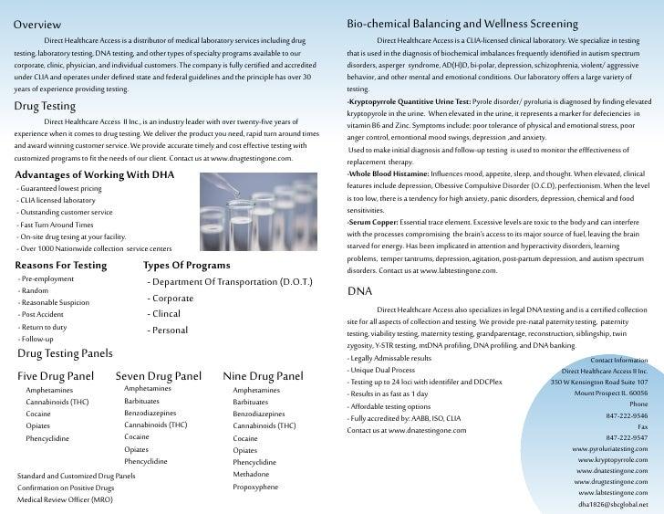 Overview                                                                                                Bio-chemical Balan...