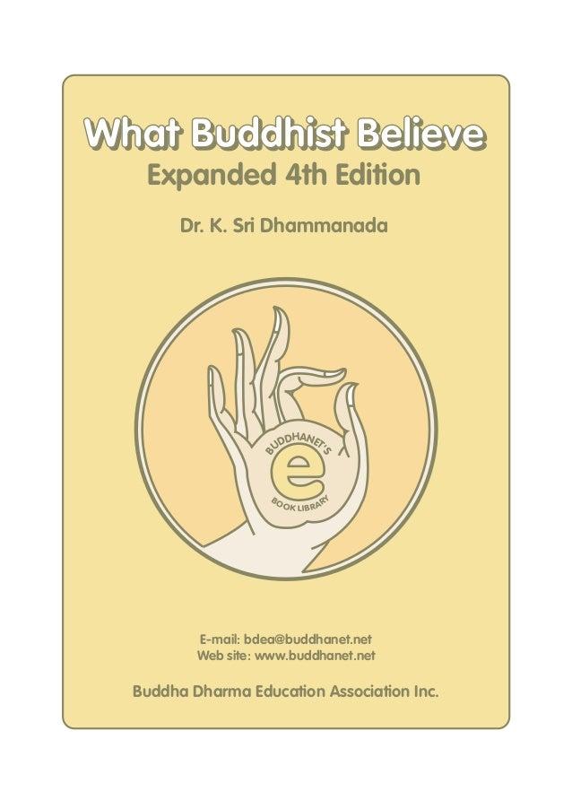 Dhammananda <what>