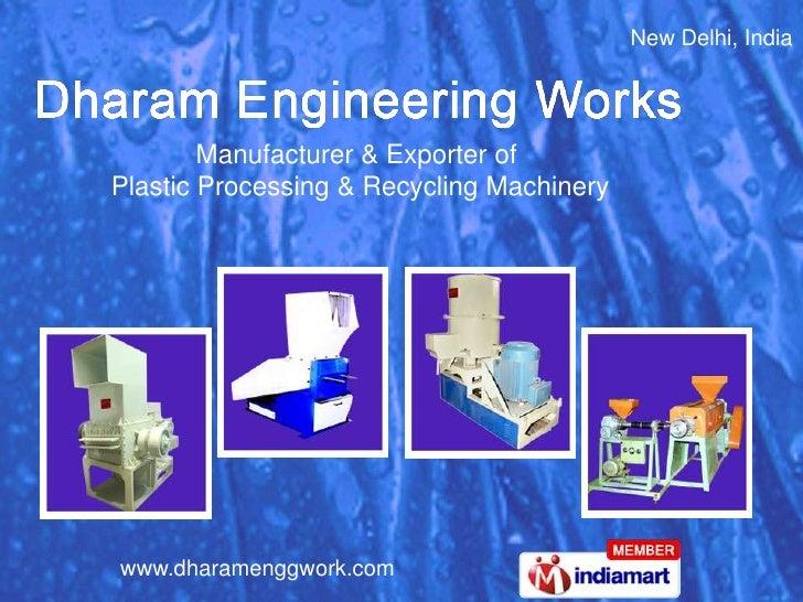 Engineered Machinery Plant & Machinery Delhi India