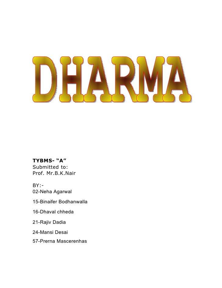 """TYBMS- """"A"""" Submitted to: Prof. Mr.B.K.Nair  BY:- 02-Neha Agarwal  15-Binaifer Bodhanwalla  16-Dhaval chheda  21-Rajiv Dadi..."""