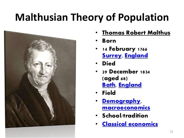 thomas malthus section summary Thomas malthus—section summary 1487 words may 31st, 2008 6 pages thomas malthus—section summary malthus' work, essay on the principle of population, is often cited, first by darwin himself, to have influenced darwin's conception of the theory of natural selection.