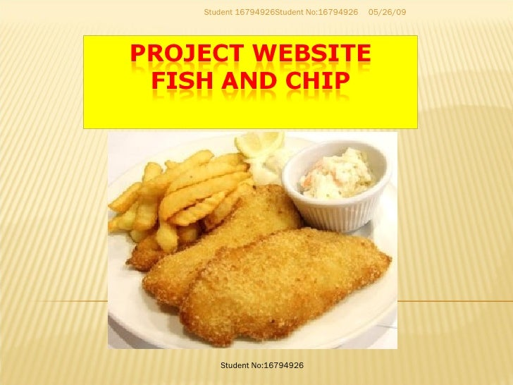 Project Report Website
