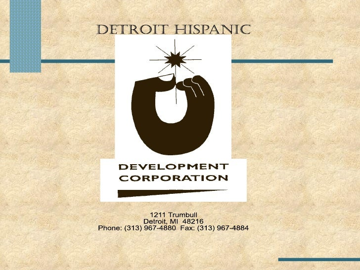 DHDC Presentation