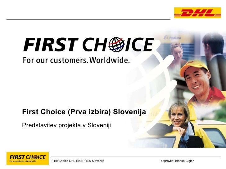 Dhl First Choice Blanka Cigler 09 11 07