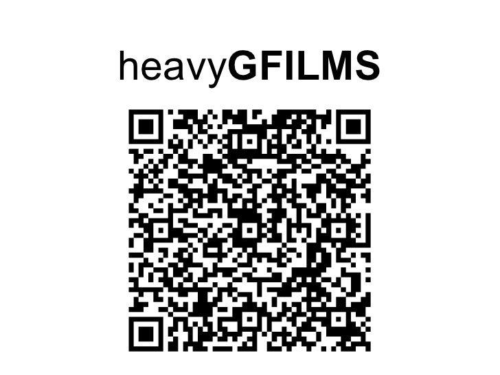 Digital Hot List Presentation - heavyGFILMS