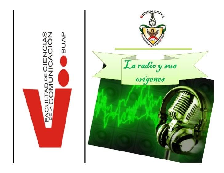 Dhtic la radio y sus origenes (complemento)
