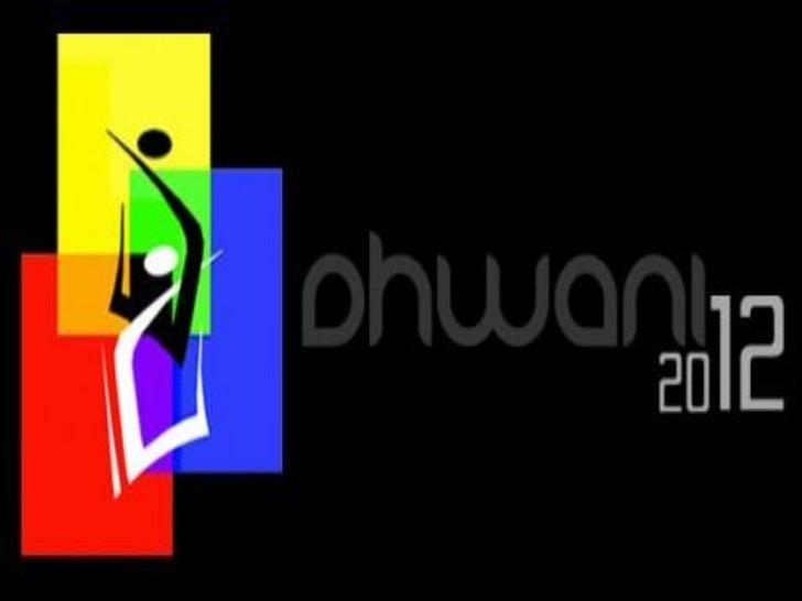 Dhwani 2012   Prelims