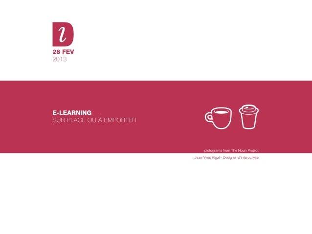28e networking interactif — Présentation e-learning