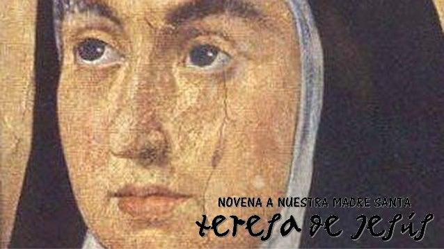Dia 5 Novena a nuestra Santa Madre